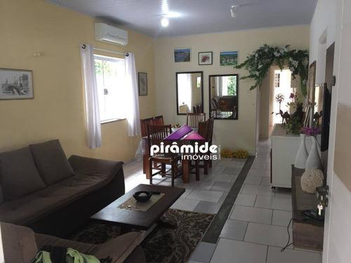 Casa Para Alugar, 103 M² Por R$ 3.500,00/mês - Centro - Caraguatatuba/sp - Ca5619