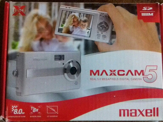 Camara Maxell 5