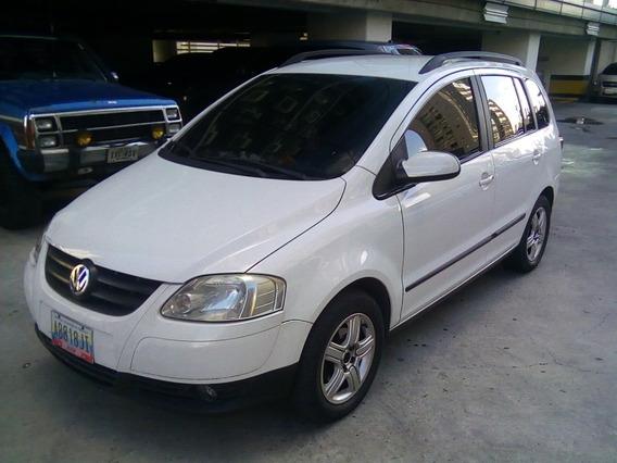 Volkswagen Spacefox 2007