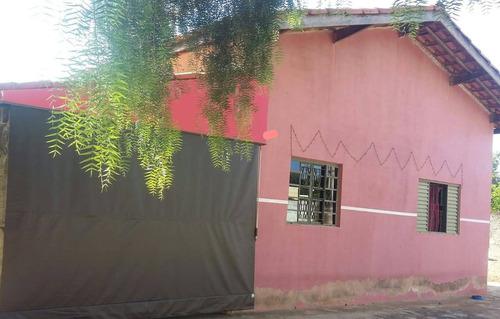 Imagem 1 de 15 de Chácara Com 2 Casas  Com Escritura - 743