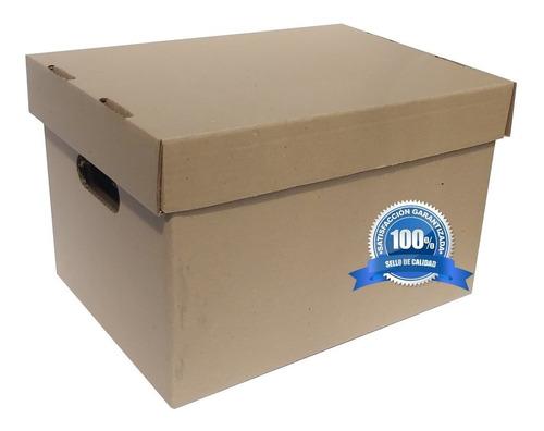 Caja Archivo Tapa Y Base Referencia X300