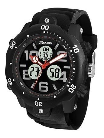 Relógio X-games Masculino Análago Digital Xmppa221 P2px