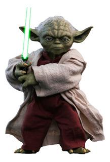 Yoda Episodio 2 | Star Wars | Hot Toys En Mano