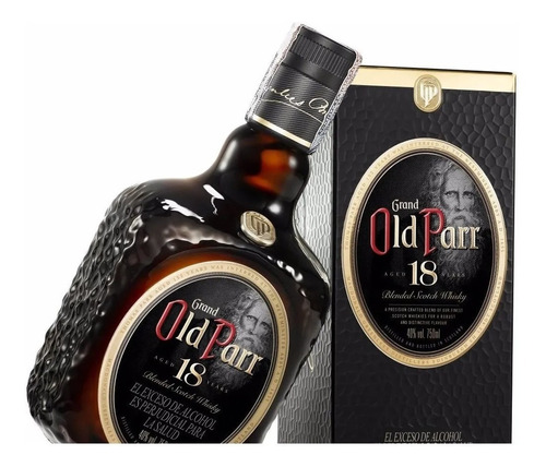 Whisky Old Parr 18 Años (750.ml) 100 % Original