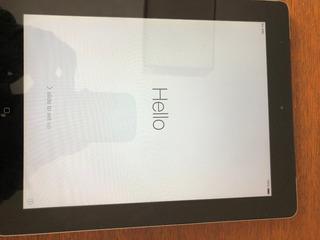 Appel iPad 2 32gb C/posibilidad De Colocarle Tarjeta Sim