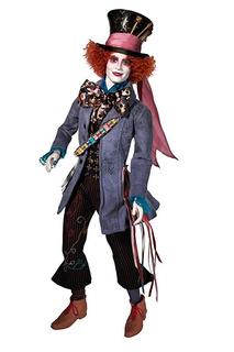 Barbie Tim Burton Alicia En País Las Maravillas Mad Hatter M