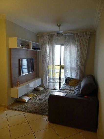 Apartamento Com 3 Dormitórios À Venda, 65 M² Por R$ 330.000 - Gopoúva - Guarulhos/sp - Ap2065