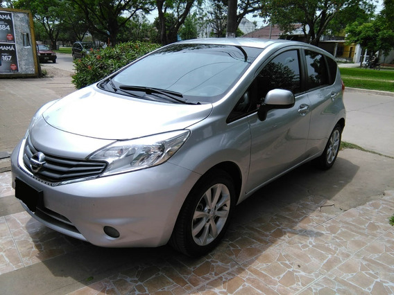 Nissan Note 1.6 Exclusive Pure Drive Cvt Aut 2015