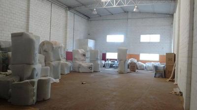 Barracão Comercial Em Betel (paulínia) - Ba0040