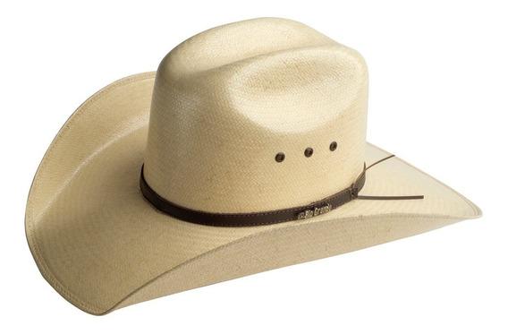 Sombrero Vaquero Para Hombre Alaska Con Toquilla Rio Grande