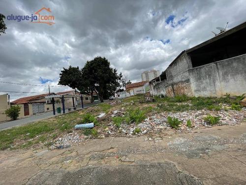Terreno À Venda, 356 M² Por R$ 250.000,00 - Vila Maria - São José Dos Campos/sp - Te0927