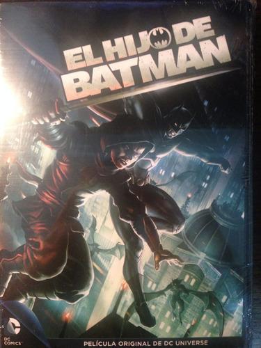 Dvd El Hijo De Batman / Son Of Batman