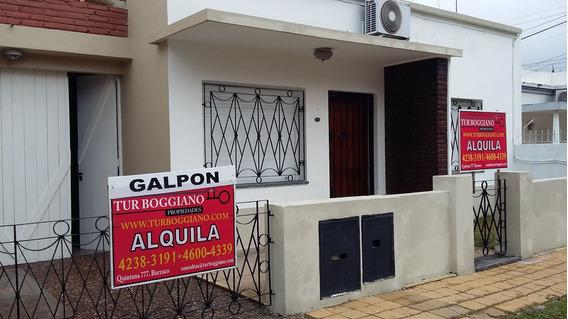 Alquiler De Galpón En Lavallol.