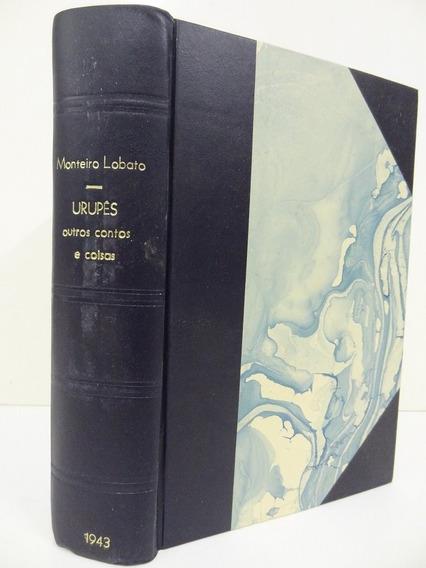 Urupês - Outros Contos E Coisas - Monteiro Lobato - 1943