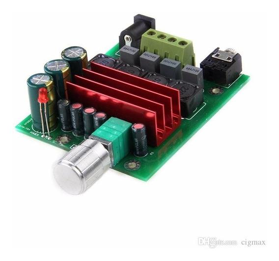 Amplificador De Áudio Tpa3116 D2 50 W + 50 W