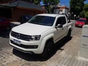 Volkswagen Amarok 2.0 Cd Tdi 180cv 4x2 Dark Label 2016