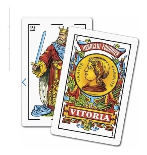 Baraja Española X 50 Cartas Naipe 2d