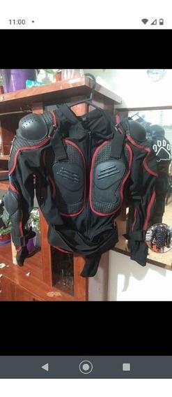 Pechera Chamarra Motocross