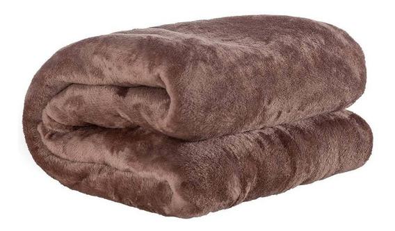 Manta Queen Soft Cobertor Microfibra Casal Anti Alérgica