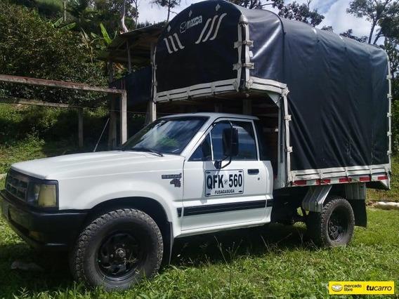 Mazda B2600 Mt 2.6 4x4 Diesel Estacas