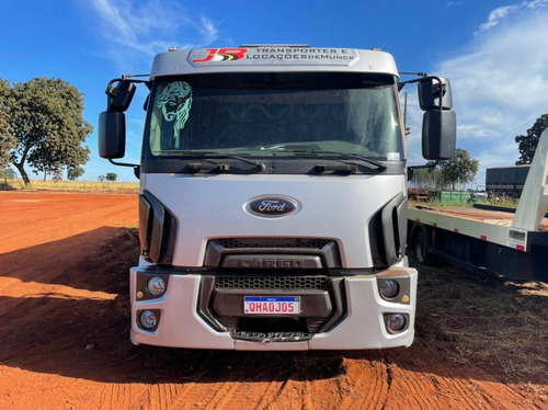 Ford Cargo 2429 - Com Equipamento Roll On Roll Of