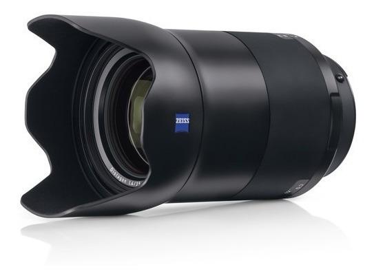 Zeiss Milvus 35mm F/1.4 Lente Para Canon Ef E Nikon F