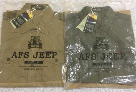 Camisa Jeep Original Importadas