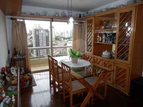 Cobertura Na Pompéia,com 230m² De Área Útil, 3 Dormitórios, 1 Suíte Com Closet, 3 Vagas De Garagem. - 345-im162375