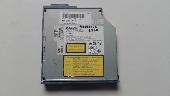 Gravador Leitor Driver Cd-r/rw Notebook Compaq Presario 1700