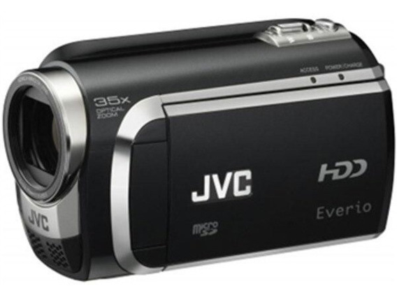Filmadora Jvc Everio Gz-mg680bub - Hdd 120gb E Micro Sd