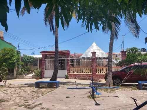 Casa En Venta En Salina Cruz
