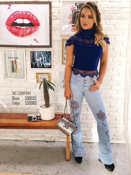 Calça Jeans - Mc Company Moda Feminina