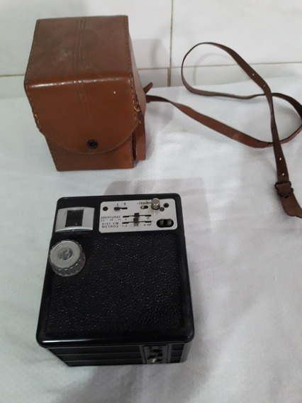 Maquina Fotográfica Kapsa Vascromatic Antiga