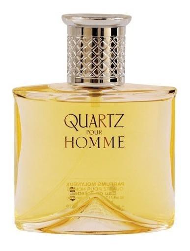 Quartz Pour Homme Molyneux - Perfume Masculino - Eau De Toilette 100ml