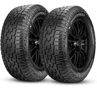2 Llantas 275/60 R20 Pirelli Scorpion All Terrain Plus T115