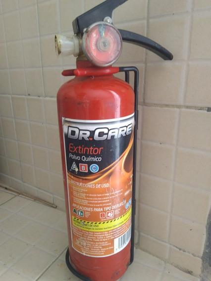 Extintor Para Vehiculo, Casa, Negocio 2,5 Libras (10v)