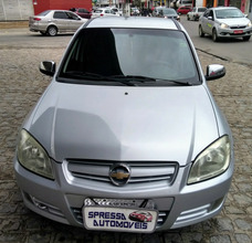 Chevrolet Celta 1.0 Spirit Flex Power 5p - Prata