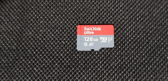Microsd 128gb Sandisk