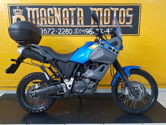 Yamaha Xt 660 Z Tenere - 2012 - Azul - Km 59.000