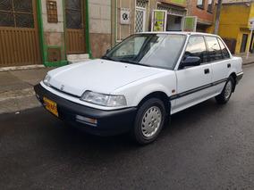 Civic Ex F.e 1991