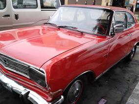 Opel Rekord 1966