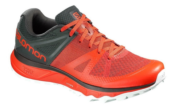 Zapatillas Hombre Salomon Trailster Ideal Para Trail Running