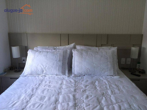 Apartamento Com 2 Dormitórios À Venda, 67 M² Por R$ 742.000,00 - Bosque Da Saúde - São Paulo/sp - Ap11143