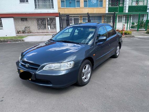 Honda Accord Ex Ex V-tec