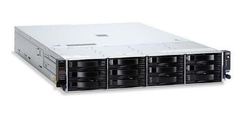 Servidor Ibm X3630 2xeon 12hds Sas 98gb C/ Nota Fiscal