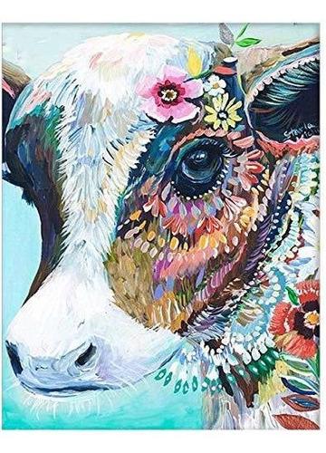 Imagen 1 de 7 de Pintura De 7 Millas Por Kits De Numeros Pintura Al Oleo Diy