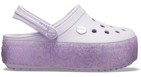Crocs Originales Crocband Platform Gs Kids C205802 Asfl70