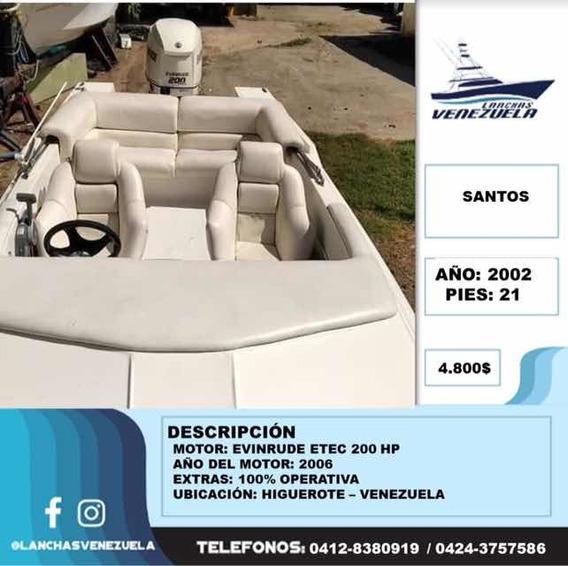 Lancha Santos Lv136