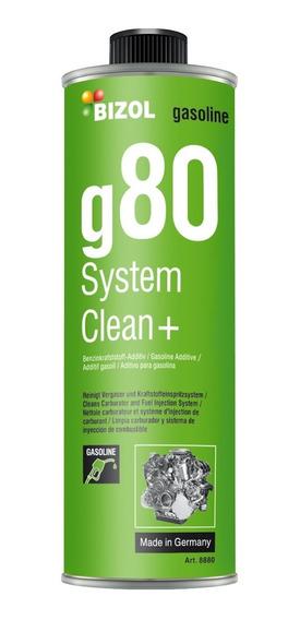 Limpiador De Inyectores Y Sistema De Gasolina -bizol (250ml)