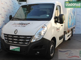 Renault Master 2.3 Dci Chassi-cabine